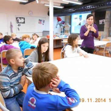Mercredis culturels à l'école du Sacré-Cœur !